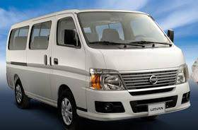 Nissan Van Tour kota kinabalu