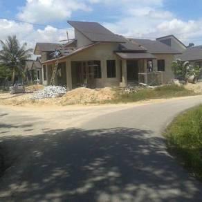 Rumah banglo Kampung Lubok Jambu,