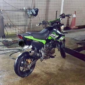 2013 Kawasaki KSR 110