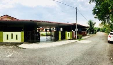 Lunas, Taman Gemilang, Single Storey Semi D