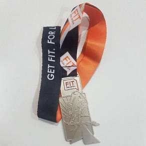 Fit Malaysia finisher medal 2017