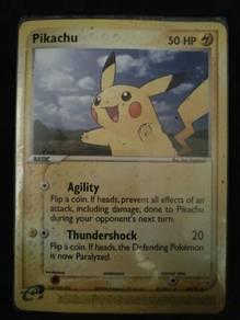 Original pokemon card 90s