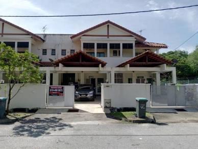 Facing playground-Teres 2 Tingkat-Taman Nilam Sari-Sungai Petani-Kedah