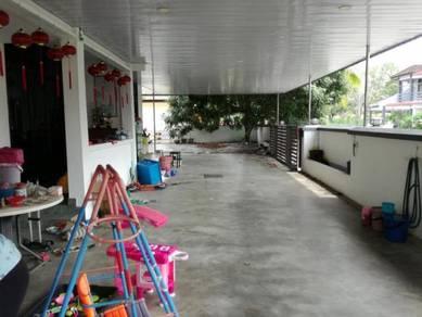 2sty semi d renovated at taman ria indah SP