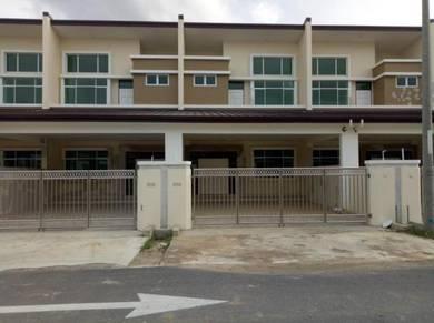New double storey terr hse, Bintulu