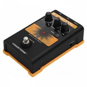 TC-Helicon VoiceTone E1 Echo and Tap Vocal Pedal
