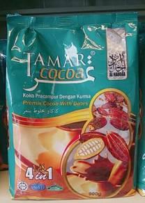 Tamar cocoa 4in1. cocoa campuran kurma