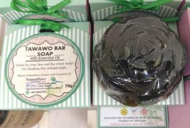 TAWAWO BAR SOAP Essential Oil