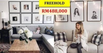 Bloomsvale, Old Klang Road FREEHOLD l Low Dp l Fully Furnished Offer!