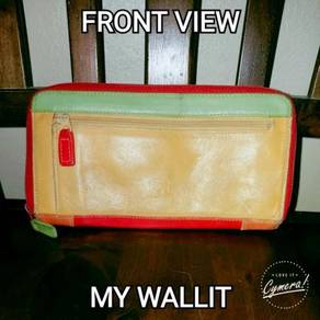 Wallet Leather MyWallit