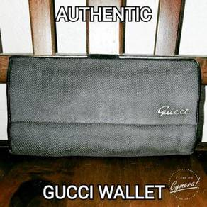 Wallet Authentic Gucci