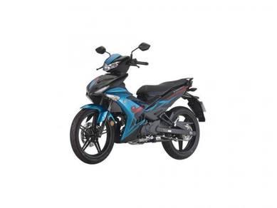 Yamaha y15zr (super jimat!!)