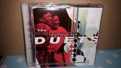 CD The Carmen McRae Betty Carter Duets