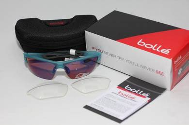 Bollé Helix sunglasses - 2 lenses