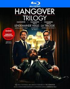 Blu Ray The Hangover Trilogy
