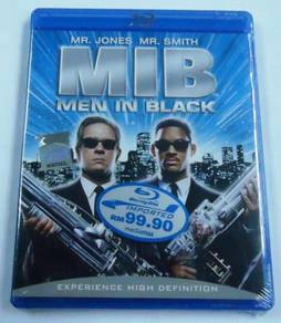 Blu-ray MIB Men In Black