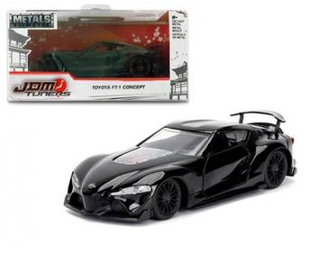 Toyota FT-1 Concept Black (JDM Tuners)