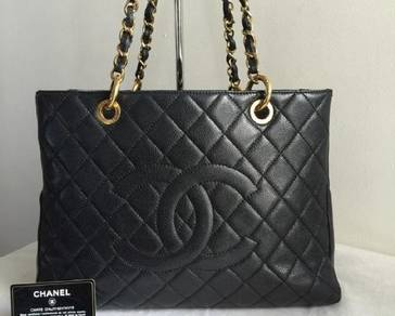 Authentic Chanel GST bag