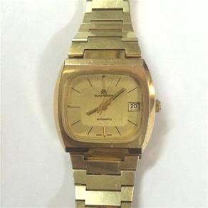 Vintage Bucherer Automatic 25 jewels Men's Watch