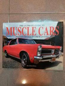 Muscle Cars Book mg ford mini honda triumph bsa