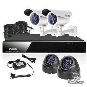 CCTV dan ALARM SYSTEM
