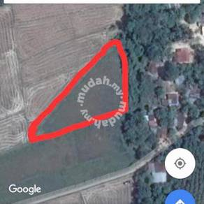 Tanah untuk dijual Pendang