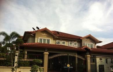 Renovated 2sty Semi-Detached End Lot Bandar Sungai Long Taming Indah