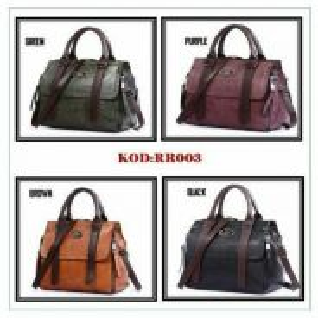 Handbag {RR003} High Quality Artificial Leather