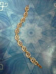Gelang emas korea baru