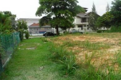15000sf Residential Saujana Impian Land Mainroad Kajang