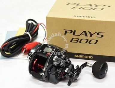 SHIMANO PLAYS 800 ~ 3000 Electric Bangla Fish Reel