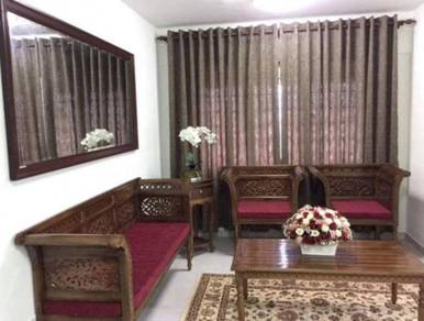 FULLY FURNISHED & NICE UNIT - Pangsapuri Putra Damai, Presint 11