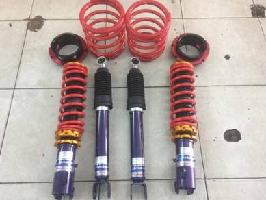 Toyota wish mines adjustable hi low soft hard