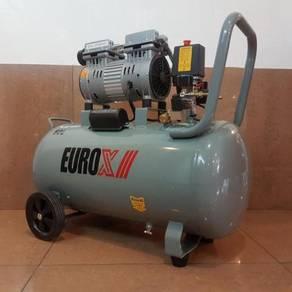 EuroX EAX5060 60L Silent Oil-Free Air Compressor