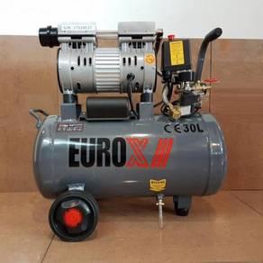 EuroX EAX-5030 30L Silent Oil-Free Air Compressor