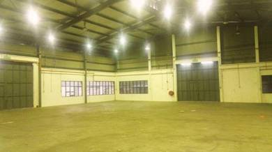 Jln Dewani tampoi factory For Rent 13k