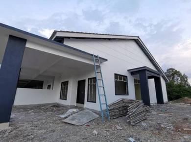 Rumah Setingkat Projek Baru (Permatang Badak, Kuantan)