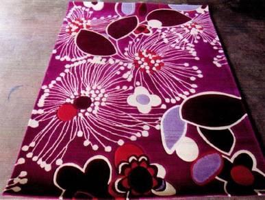Murah new Hand Tufted Carpet Rug