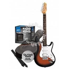 Ashton AG232 Electric Guitar with Amplifier