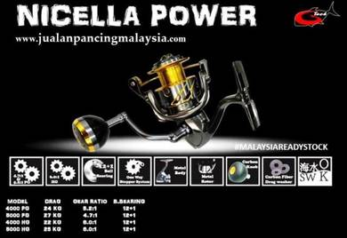 G-tech nicella power sw reel