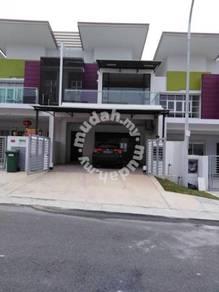[Whole New] P/F unit in Semanja Kajang for rent !