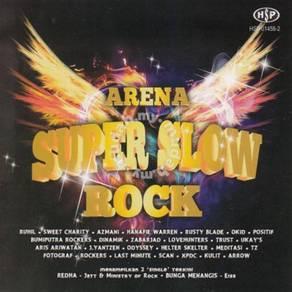 Cd arena super slow rock 2cd