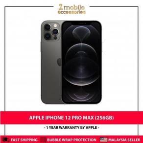 APPLE IPhone 12 Pro Max (256GB) Warranty MY NEW