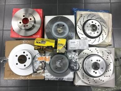 Mini Cooper R50 R52 R53 R55 R56 R57 R60 Brake Disc