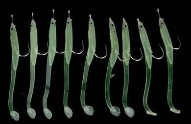 JPM Night Glow Long Eel 6.8cm