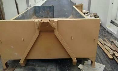 Disposal construction