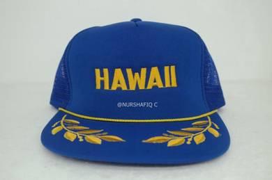Hawaii cap (snapback) vintage