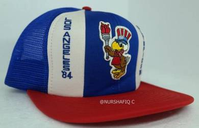 Los angeles 1984 olimpic cap (snapback)