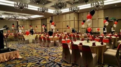 Boquet Balloon Decoration 00245