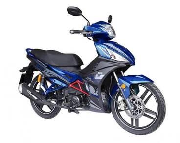 Sport rider 125i(low deposit/ic+payslip only